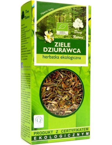 Herbatka **Dziurawiec** ziele 50g*DARY NATURY*BIO