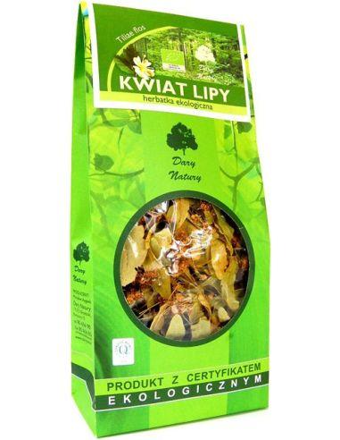 Herbatka Kwiat Lipy 30g DARY NATURY BIO