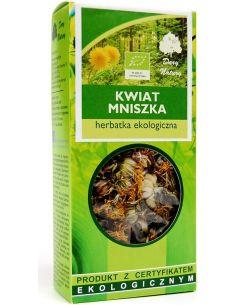 Herbatka **Mniszek** kwiat 25g*DARY NATURY*BIO