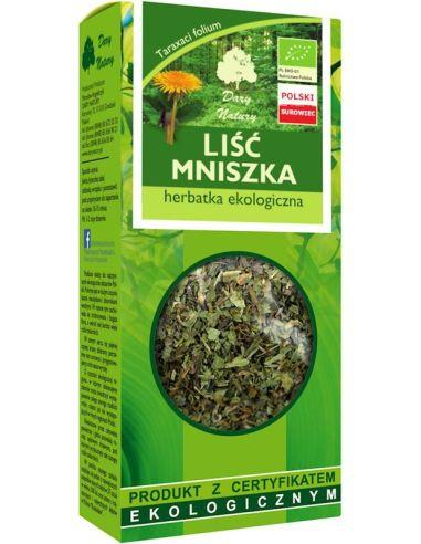 Herbatka **Mniszek** liść 25g*DARY...