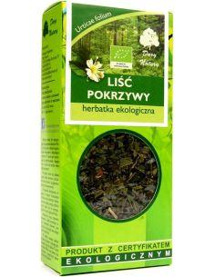 Herbatka **Pokrzywa** liść 25g*DARY NATURY*BIO