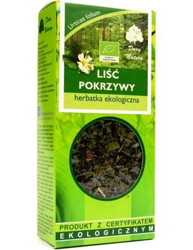Herbatka Pokrzywa liść 25g DARY...