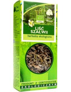 Herbatka **Szałwia Liść** 50g*DARY NATURY*BIO