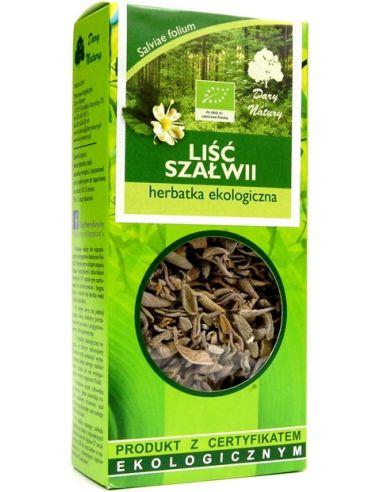 Herbatka **Szałwia Liść** 50g*DARY...