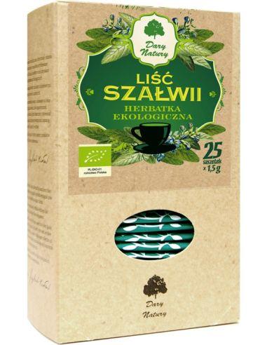 Herbatka **Szałwia** liść ekspres...