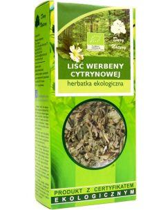 Herbatka **Werbena cytrynowa** liść 25g*DARY NATURY*BIO