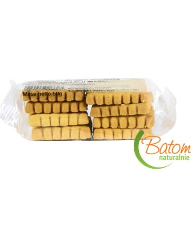 Herbatniki pszenne kwadratowe 50g*ANIA*