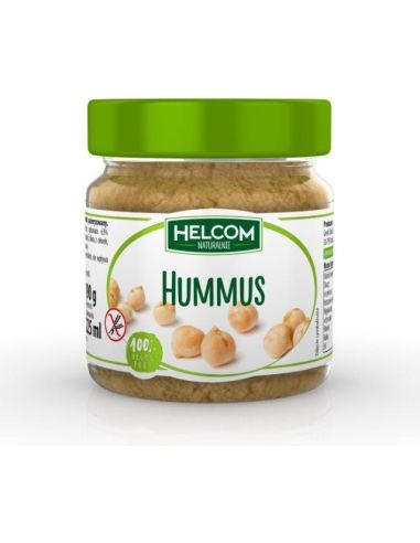 Hummus naturalny 190g HELCOM