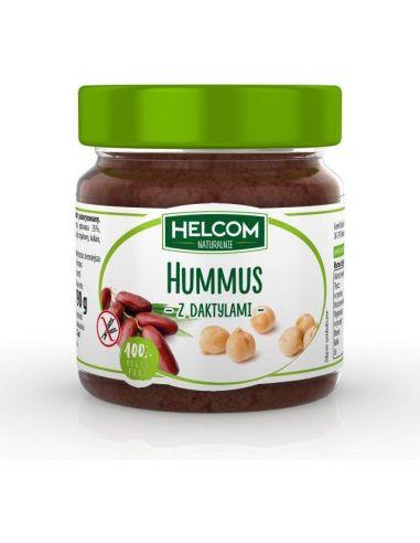 Hummus z daktylami 200g HELCOM